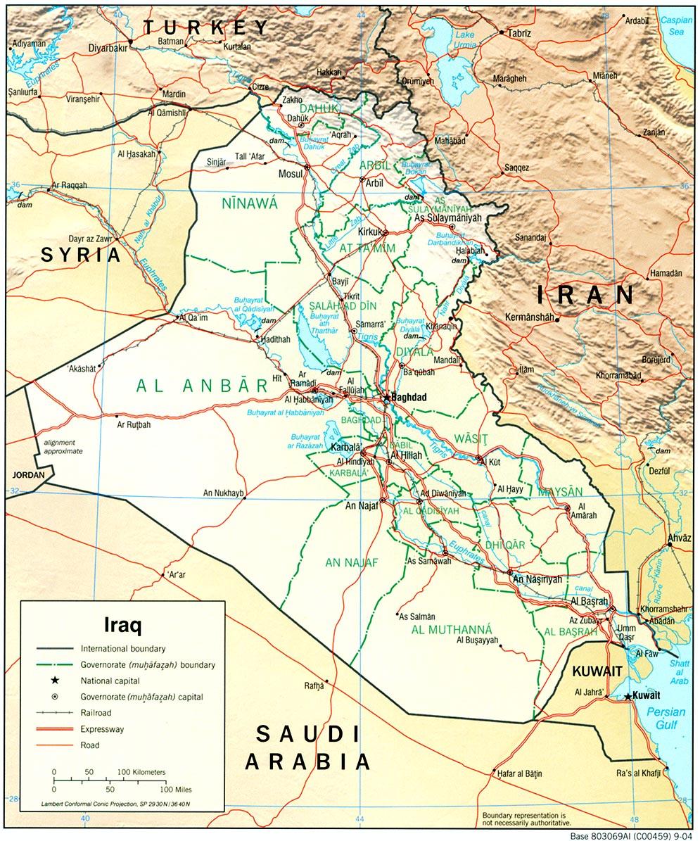پرسشی به نام عراق و اشتباه مشترک شاه و جمهوری اسلامی / کیخسرو آرش گرگین