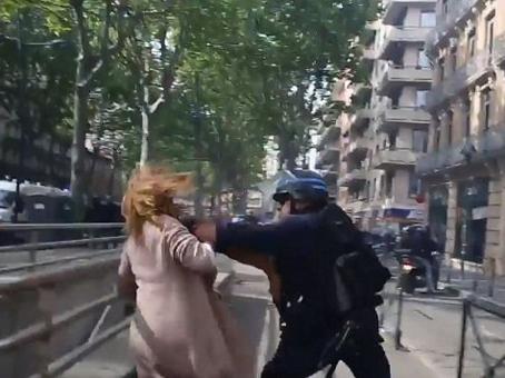 نابودی اروپا توسط مهاجران مسلمان – نارضایتی مردم و درگیری با پلیس/5