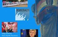 دمکراسی و ضدیت با میهن پرستی: آلمان، تو یک تکه گُه کثافت هستی / انجمن بازیابی ایرانشهری