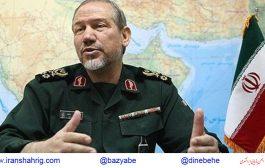 ورود مفهوم ایرانشهر به بالاترین درجات سپاه