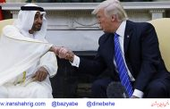 هیولای نارنجی کاخ سفید و معاشقه با مسلمانها