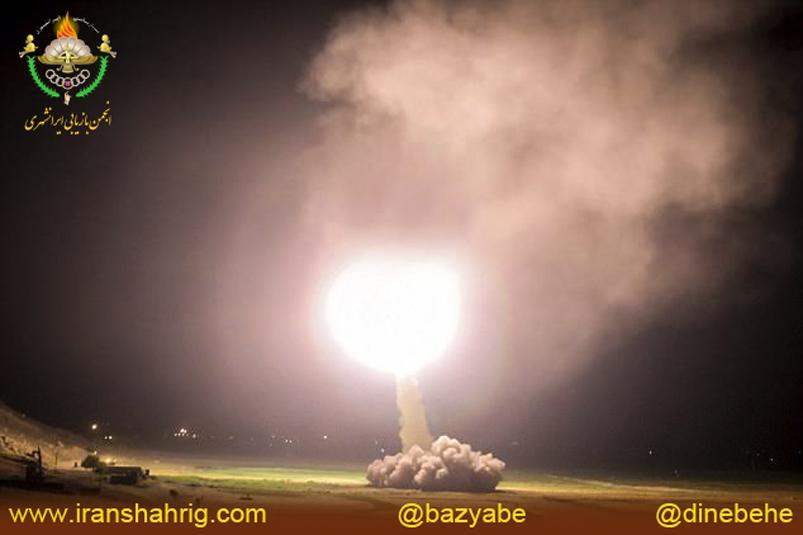 برخورد موشکهای آریائی به دیرالزور و برخوردن به اپوزیسیون / کیخسرو آرش گرگین