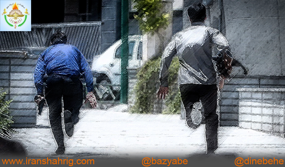 ترامپ (داعش) در بهارستان: فروپاشی دیوار پدافندی در تهران / کیخسرو آرش گرگین