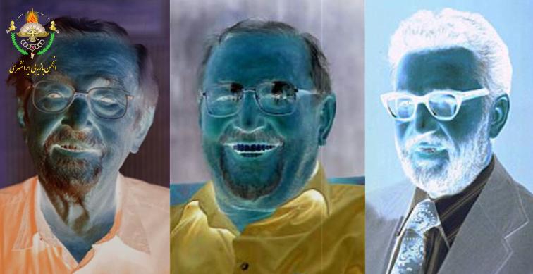 لجن انقلاب مرد / کیخسرو آرش گرگین