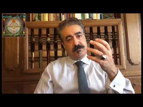 برنامه ۱۶: در آینه ی مغان، جهان از روزن تیسپون اقلیم بارزانی: پارتیکولاریسم دمکراتیک و قیام روح جهودی علیه روح پارسی